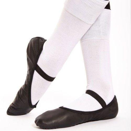 white capezio canvas ballet shoes elite dancers academy